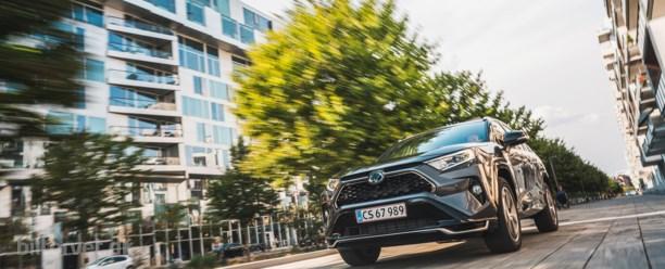 Plugin-power indfrier endelig Toyota RAV4's potentiale