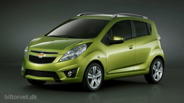 Ny Chevrolet Spark