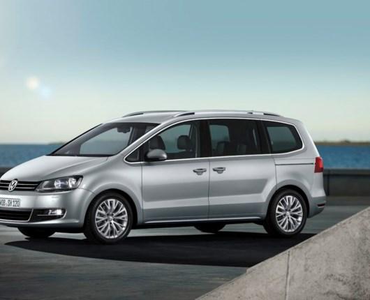 Ny VW Sharan