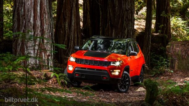 Jeep præsenterer ny Compass