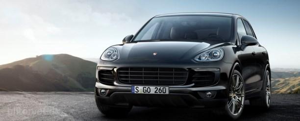 Nye Platinum Editions af Porsche Cayenne