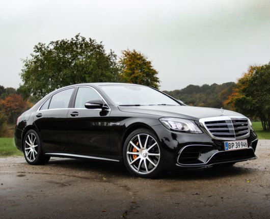S63 AMG - Simply the Best!