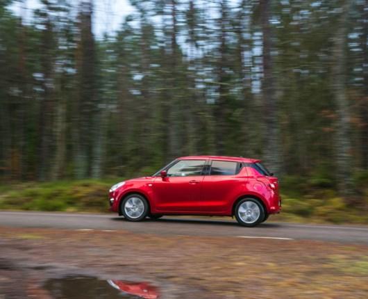 Stærke tilbud fra Suzuki og Opel