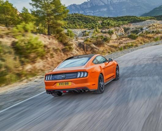 Tillykke med fødselsdagen – Ford Mustang bliver 55