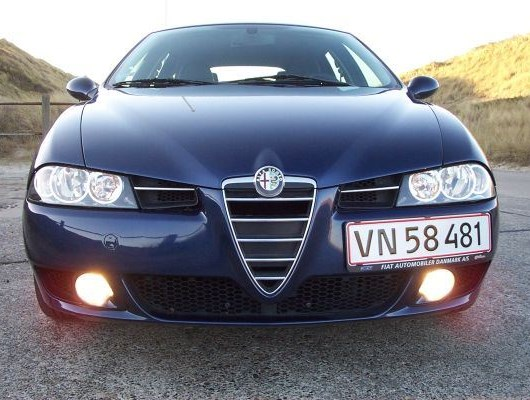 brugt alfa romeo 156 1 8 ts 16v sportwagon til salg. Black Bedroom Furniture Sets. Home Design Ideas