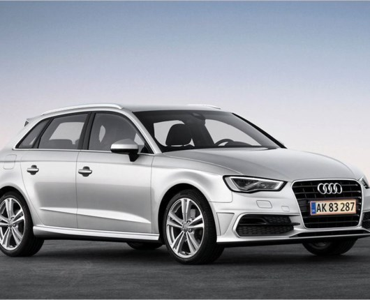 Audi A3 SportBack 1,6 TDI Ultra