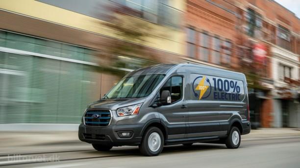 Fords nye el-varebil sparer 40 procent på driftsomkostninger