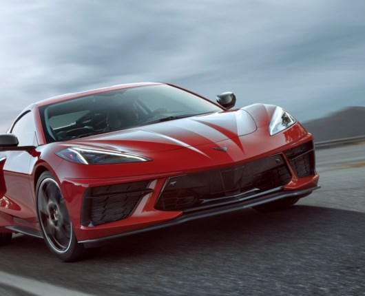 Et amerikansk ikon tager kvantespring – ny Corvette får centermotor