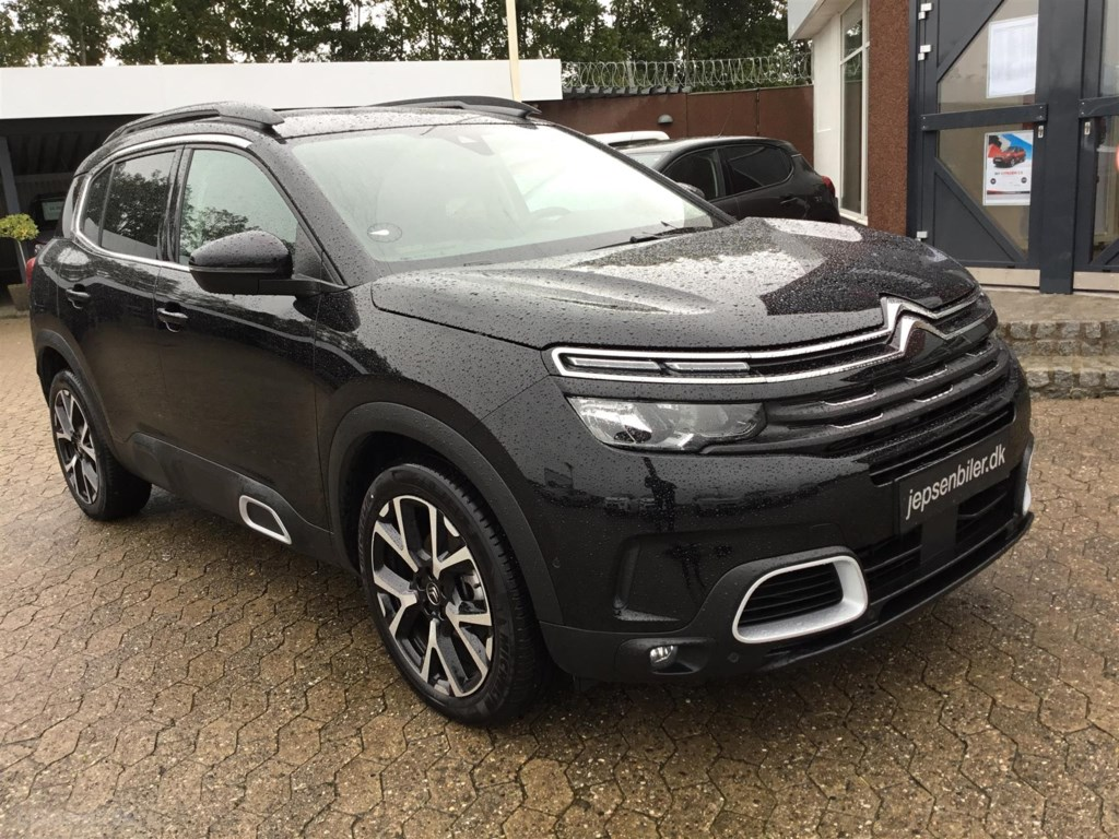 Citroën C5 Aircross 1,5 Blue HDi Iconic EAT8 start/stop 130HK 5d 8g Aut. 2020