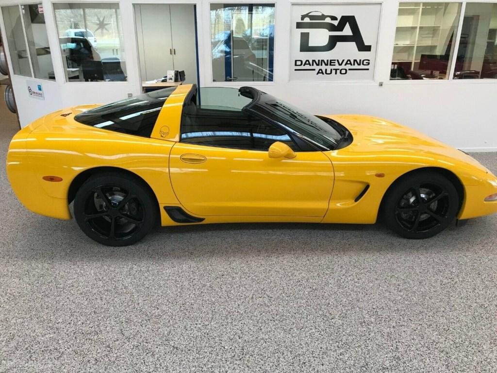 Chevrolet Corvette 5,7 aut. 2001