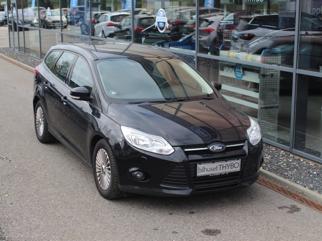 Ford Focus 1,6 TDCi Trend 115HK Stc 6g 2013