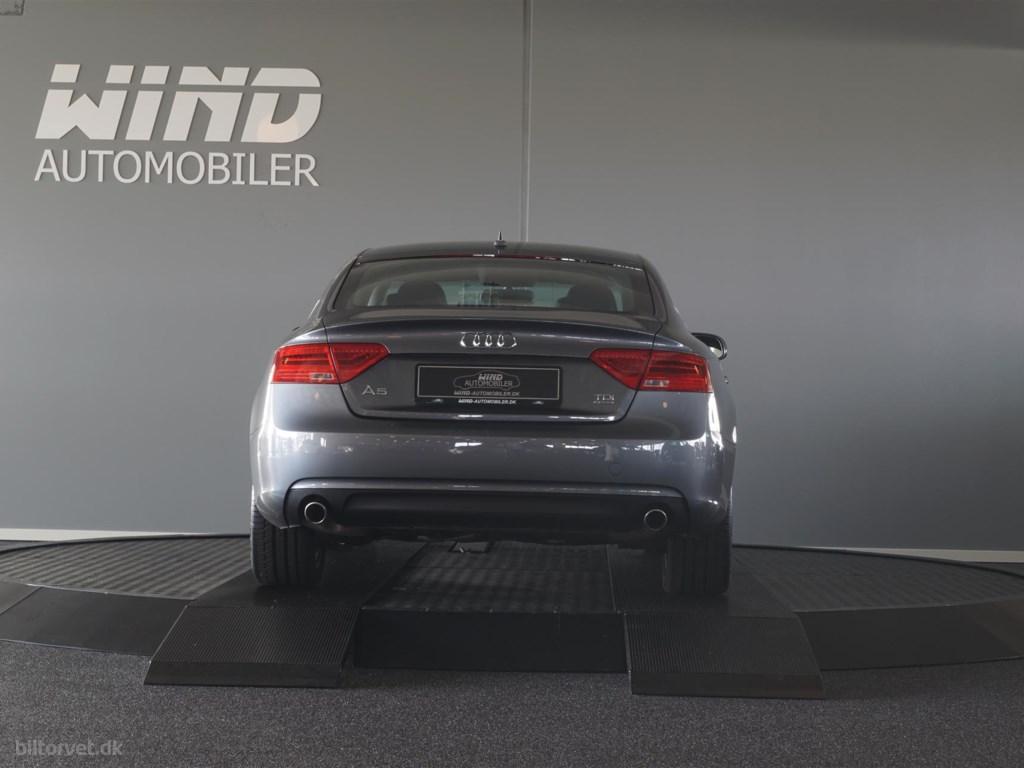 Audi A5 Sportback 3,0 TDI Quattro 245HK 5d 6g 2013