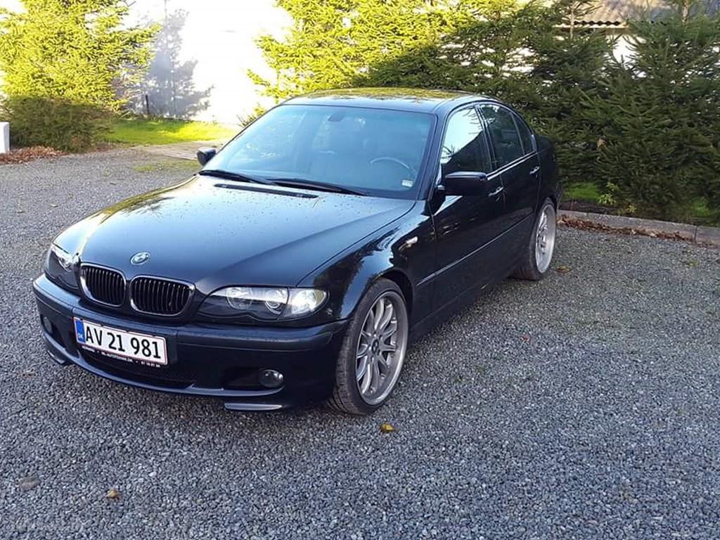 BMW 330i 3,0 231HK 2001