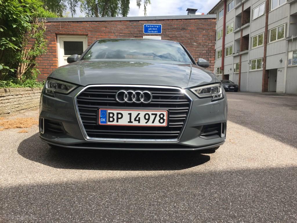 Audi A3 1,4 TFSI Sport 150HK 6g 2017