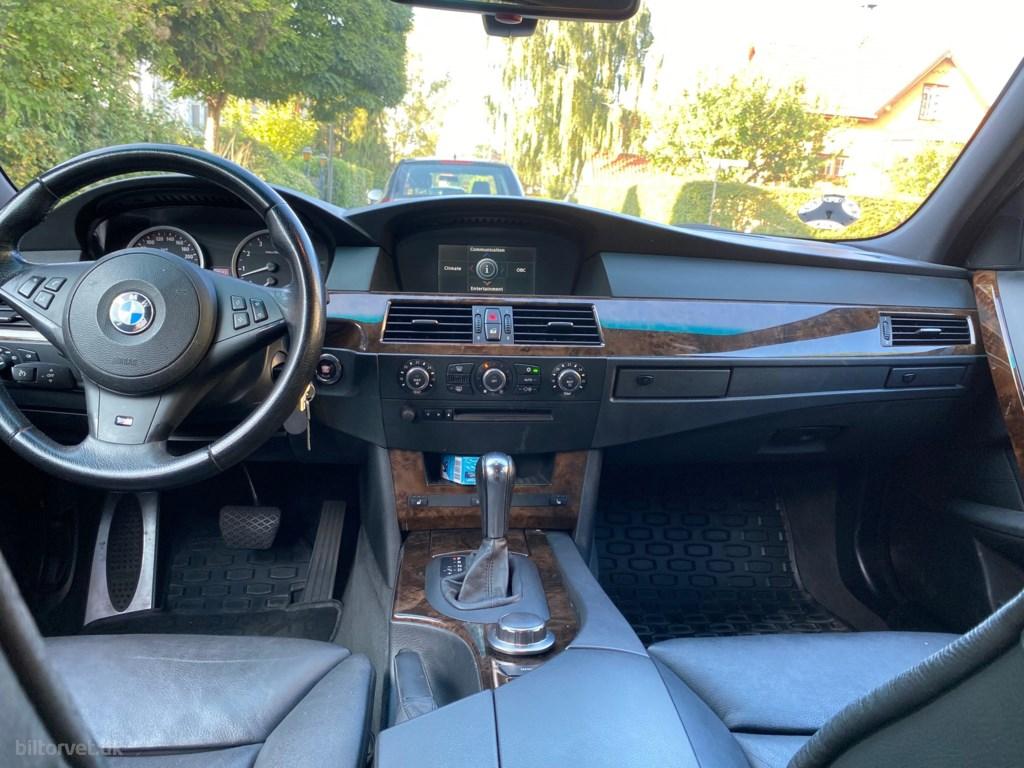 BMW 530i 258HK Stc 2006