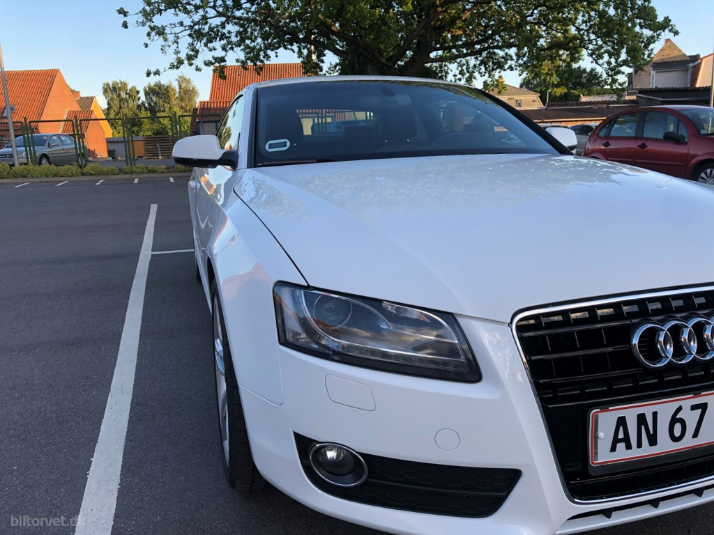 Audi A5 2,0 TFSI 180HK 2d 2010
