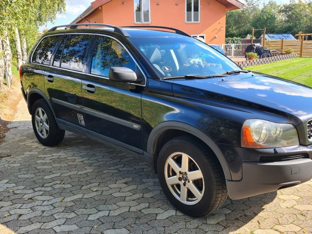 Volvo XC90 2,4 D5 163 Kinetic aut. AWD Van 2005