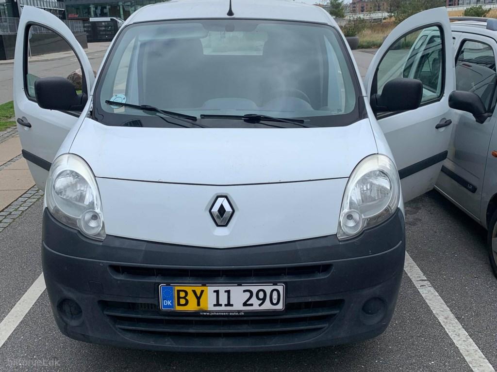 Renault Kangoo 1,5 DCI Confort 85HK Van 6g 2011