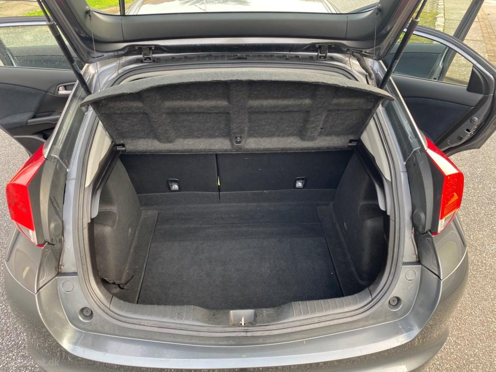 Honda Civic 1,6 i-DTEC DPF S 120HK 5d 6g 2013