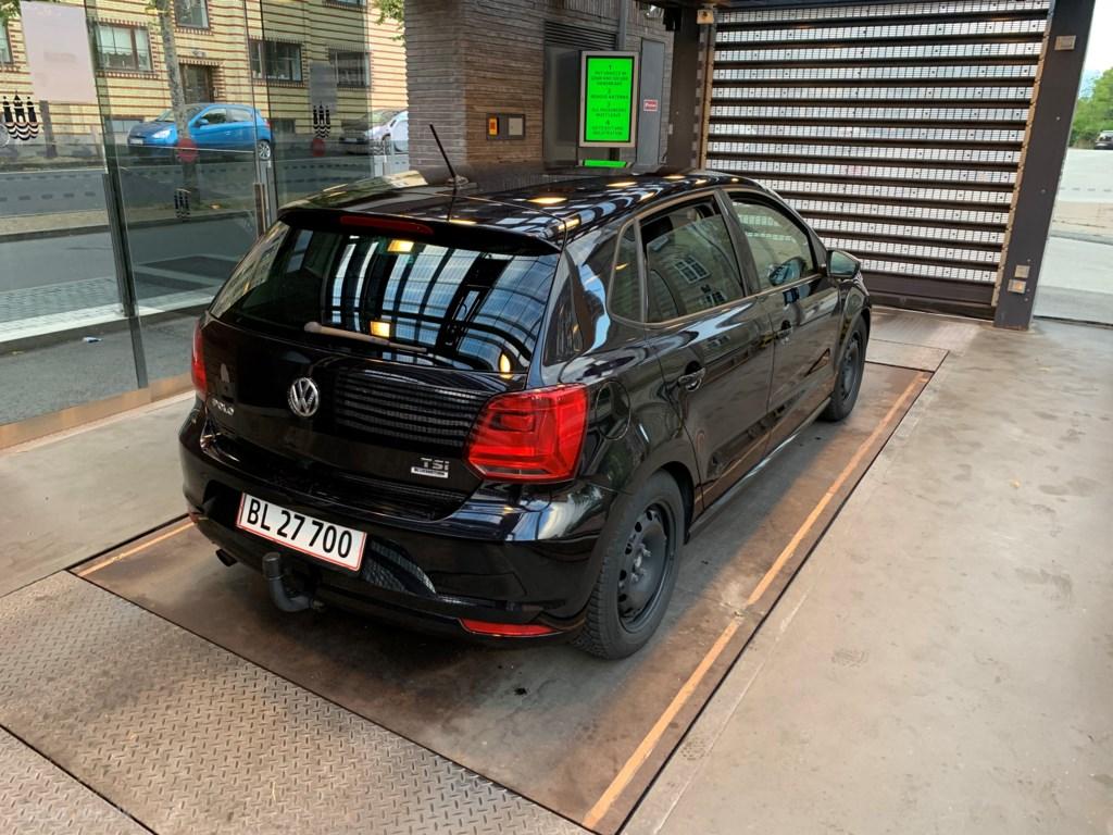 VW Polo 1,2 TSI BMT Comfortline DSG 90HK 5d 7g Aut. 2015