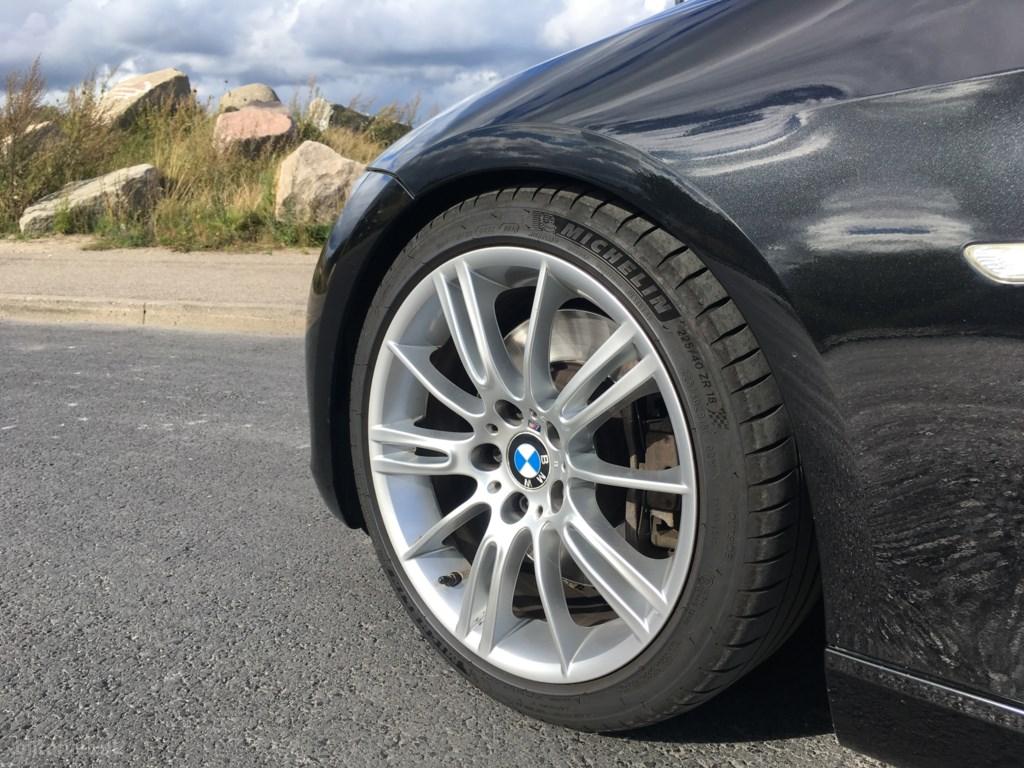 BMW 330i 3,0 272HK Cabr. 6g 2007