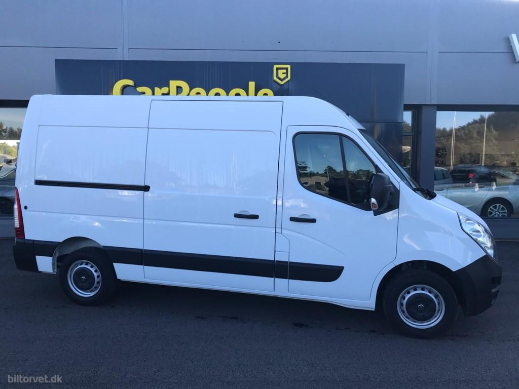 Opel Movano L2H2 2,3 BiTurbo CDTI Start/Stop 145HK Van 6g 2018