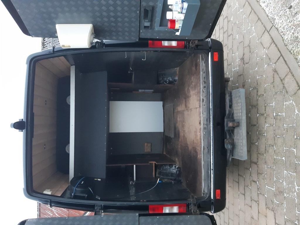 Mercedes-Benz Sprinter 311 40/35 2,0 CDI 109HK Van 2000