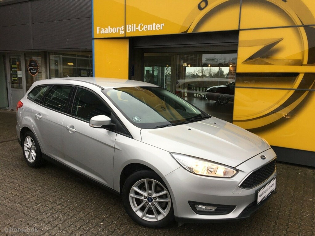 Ford Focus 1,0 SCTi 125 Trend stc. 2017