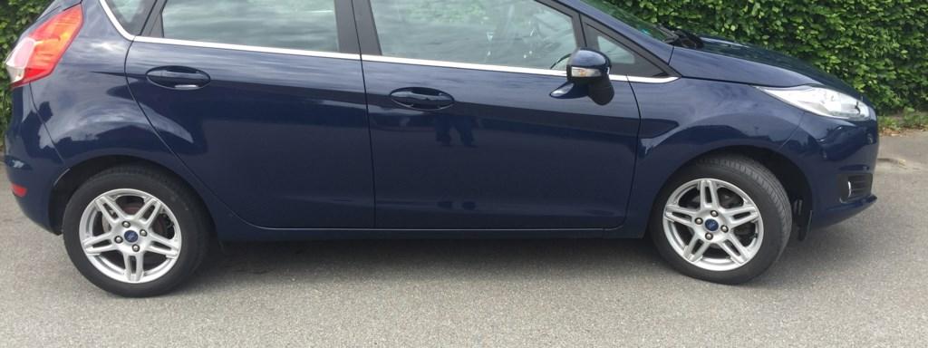 Ford Fiesta 1,0 EcoBoost Titanium Start/Stop 100HK 5d 2014