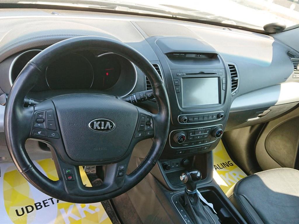 Kia Sorento 2,2 CRDI Vision 4x4 200HK 5d 6g Aut. 2014