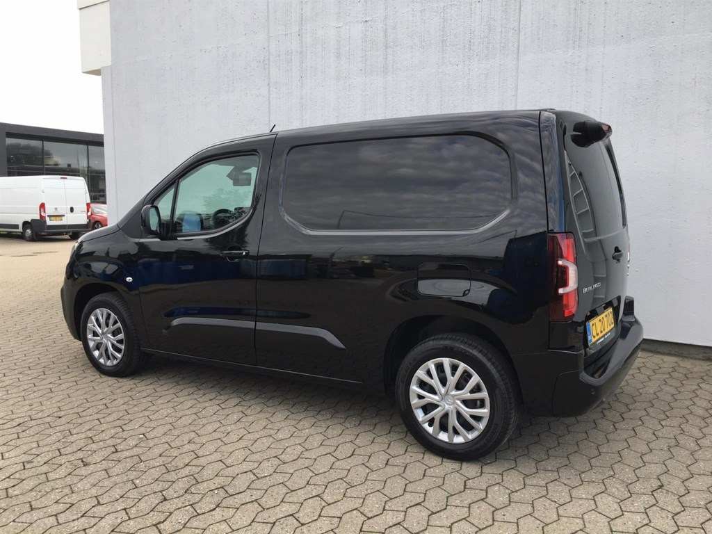 Citroën Berlingo L1 1,5 Blue HDi Proffline+ EAT8 start/stop 130HK Van 8g Aut. 2019