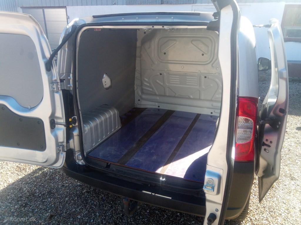Fiat Fiorino 1,3 MJT Professional 80HK Van 2016