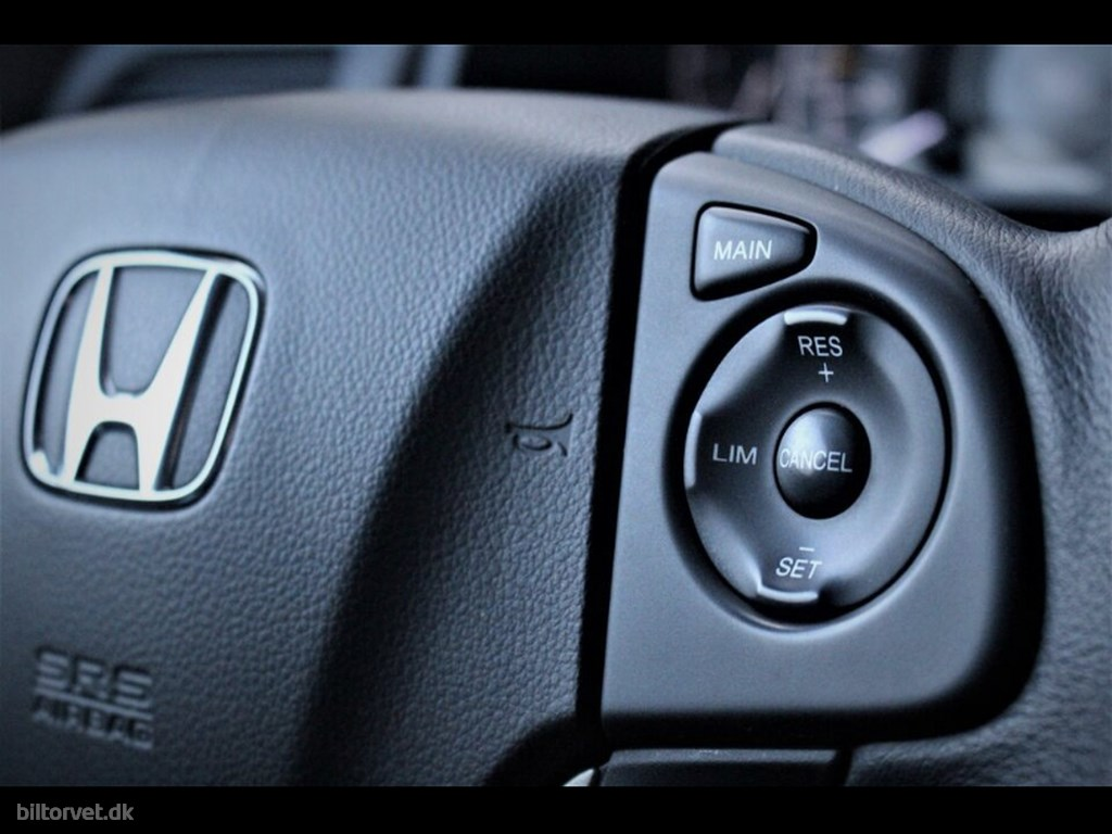 Honda CR-V 1,6 i-DTEC Elegance 120HK 5d 2014