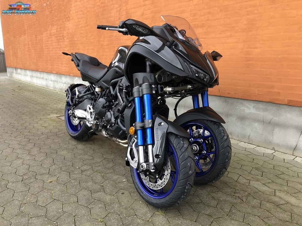 Yamaha Niken900 2019