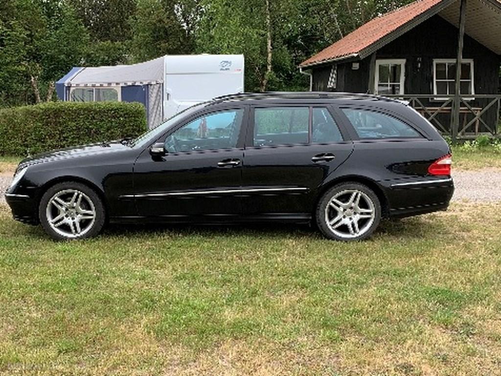 Mercedes-Benz E320 T 3,2 224HK Stc Aut. 2005