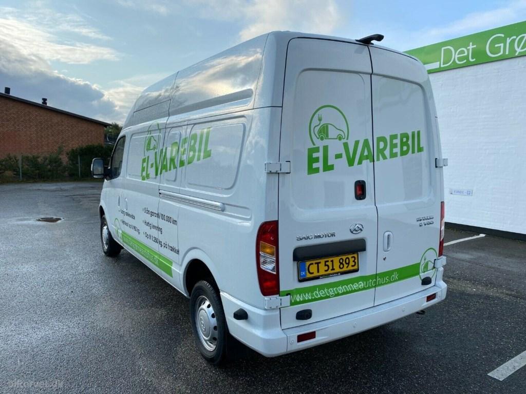 Maxus EV80 Panel Van LWB H3 2020