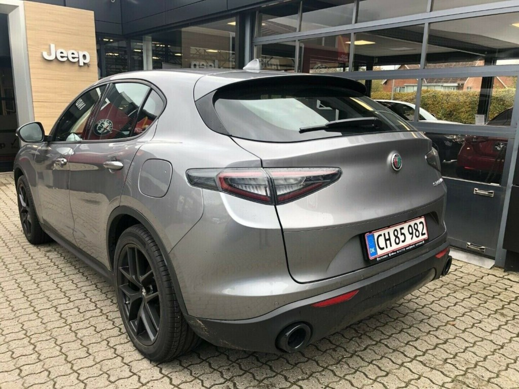 Alfa Romeo Stelvio 2,2 JTD 190 Edizione aut. 2018