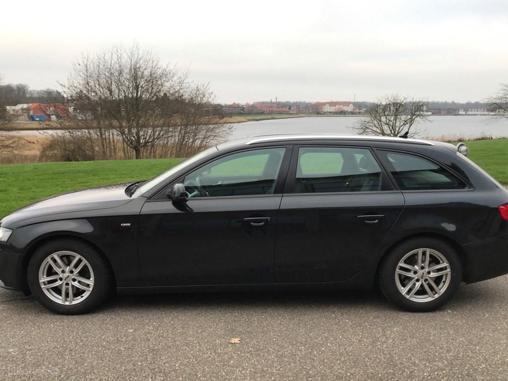 Audi A4 Avant 2,0 TDI DPF Multitr. 143HK Stc Trinl. Gear 2010