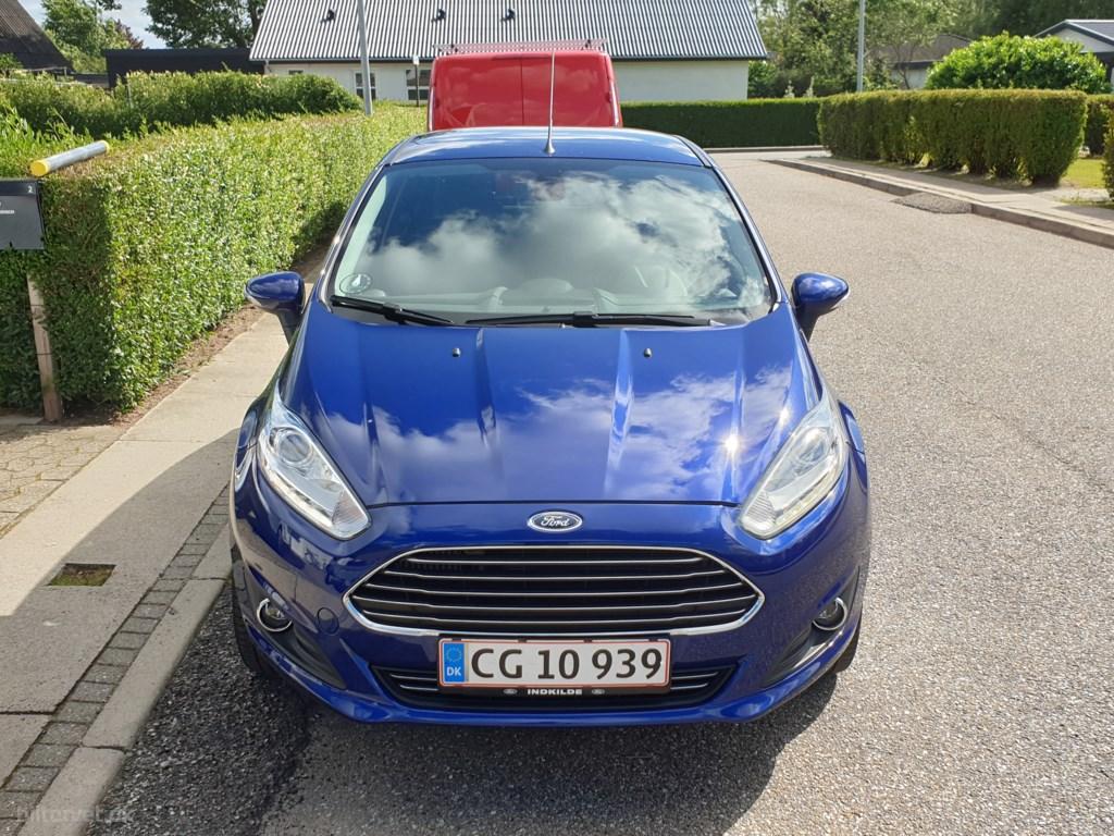 Ford Fiesta 1,0 EcoBoost Titanium X Start/Stop 125HK 5d 2015