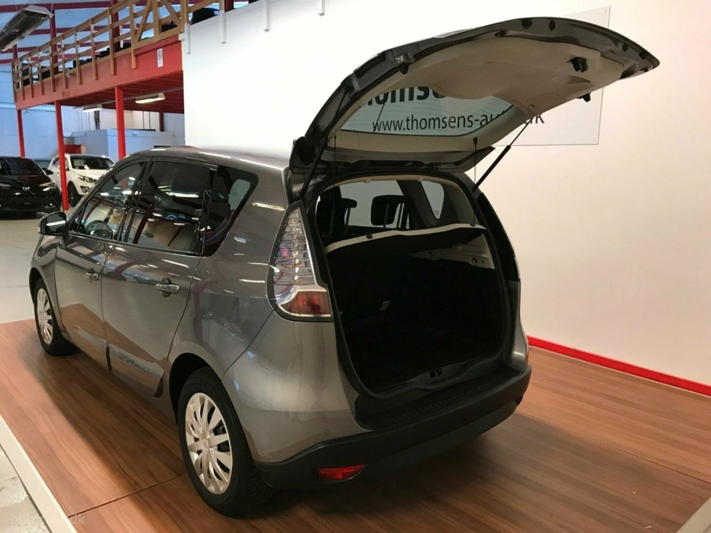 Renault Scenic III 1,6 dCi 130 Expression 2012