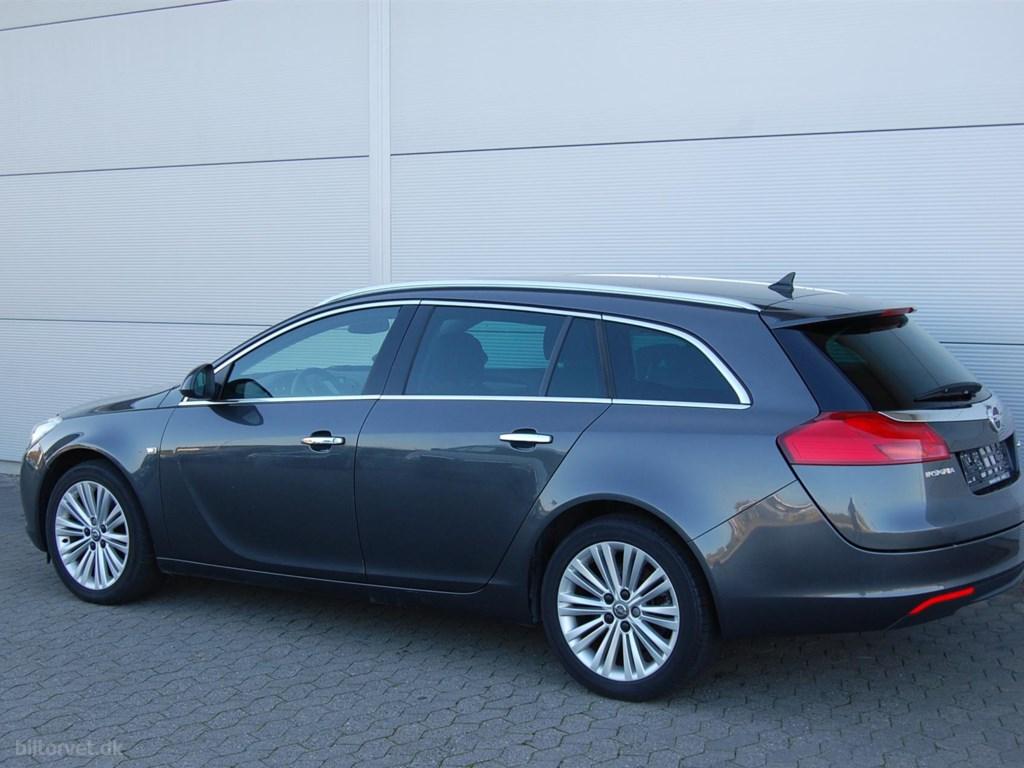 Opel Insignia 2,0 CDTI Aut. 160HK Stc 2012