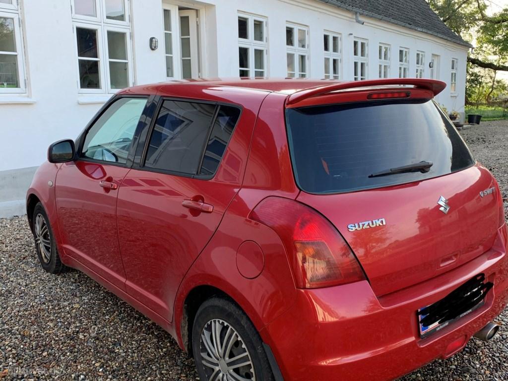 Suzuki Swift 1,3 GL 92HK 5d 2007