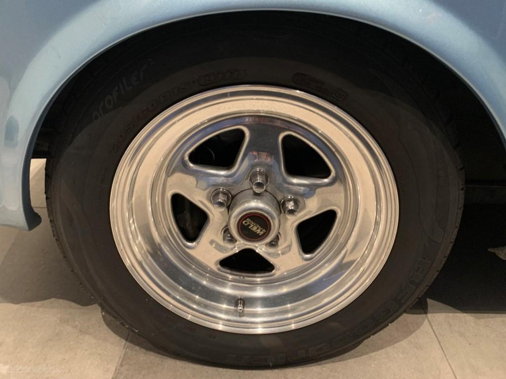 Ford Mustang 4,7 V8 225HK 2d Aut. 1965