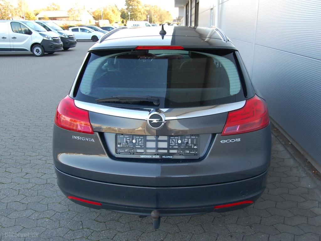 Opel Insignia 2,0 CDTI Edition Start/Stop 163HK 5d 6g 2013