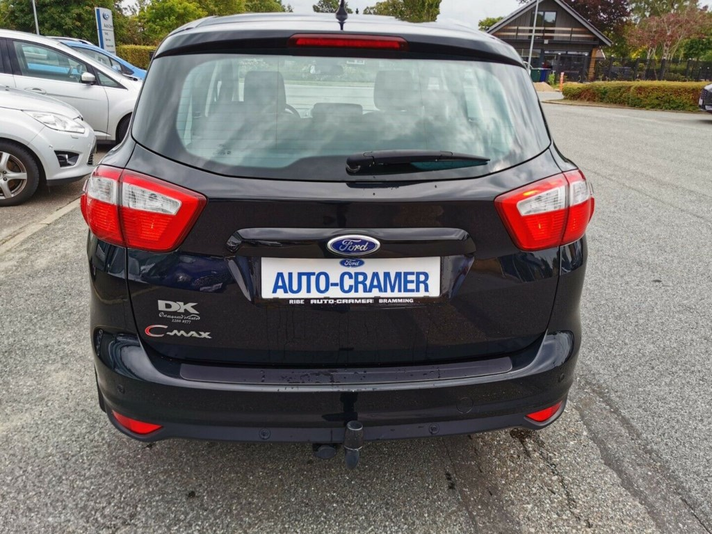 Ford C-MAX 1,6 TDCi 115 Edition 2014