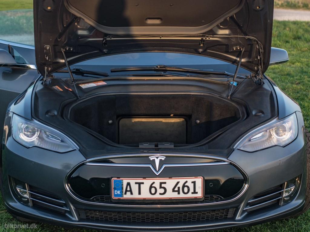 Tesla Model S 85 el EL Performance 416HK 5d Aut. 2015