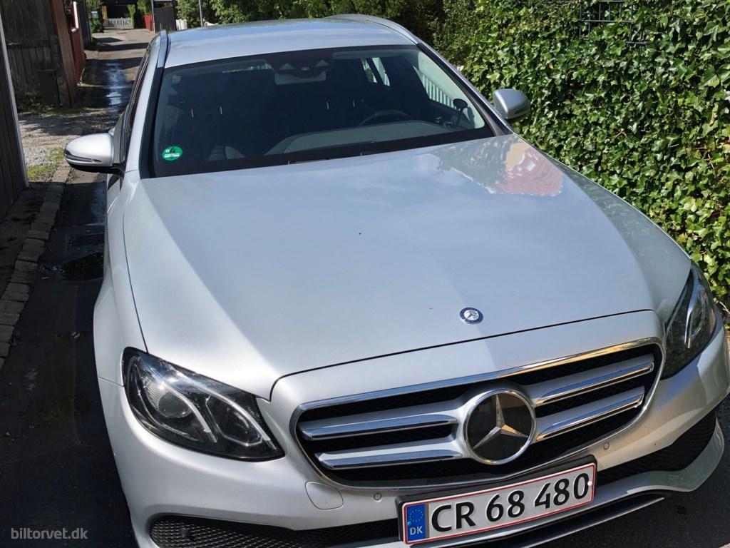 Mercedes-Benz E220 d T 2,0 D 9G-Tronic 194HK Stc 9g Aut. 2017