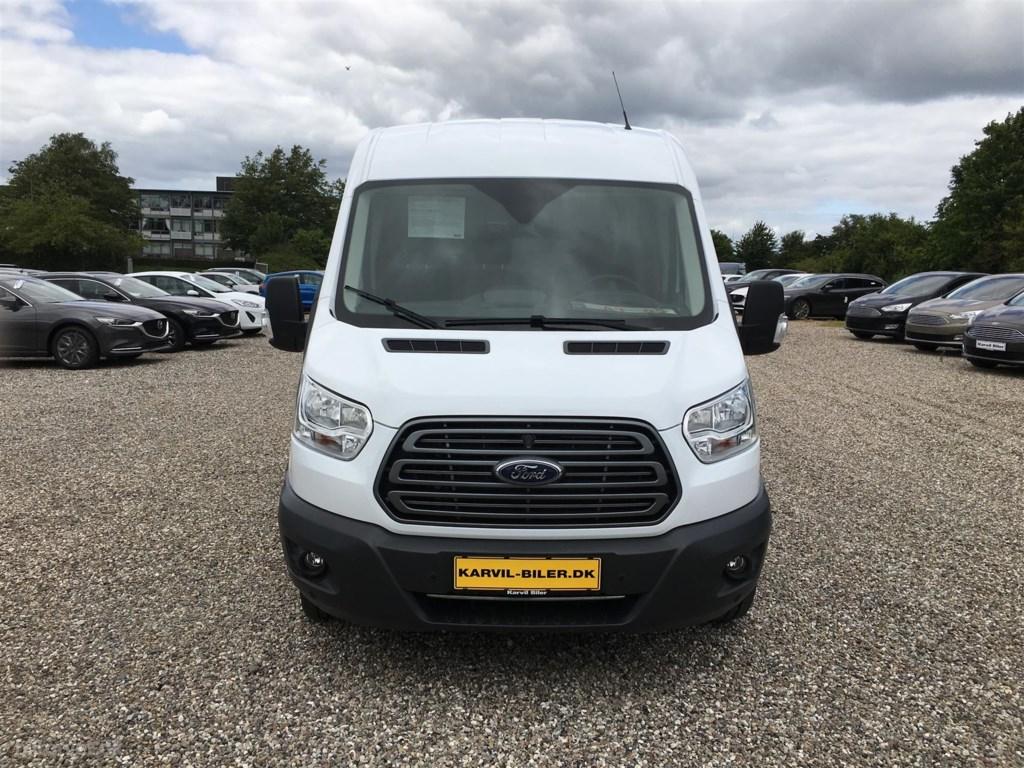 Ford Transit 350 L3H2 2,0 TDCi Trend 170HK Van 6g 2019