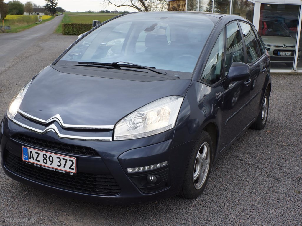 Citroën C4 Picasso 1,6 HDI Seduction 110HK 6g 2011