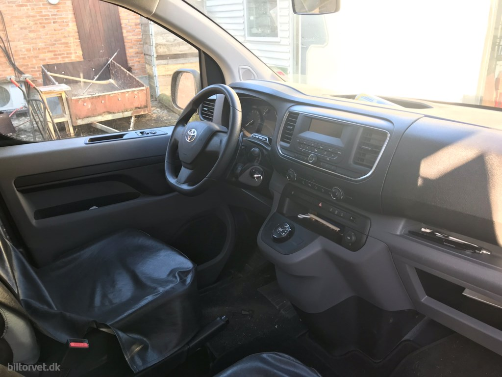 Toyota Proace Verso Long 1,6 D 115HK 6g 2018